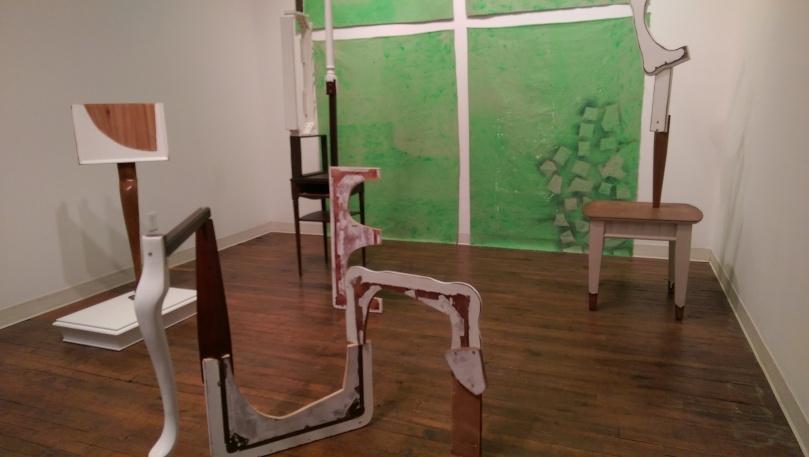"From ""Drunken Geometry"" by Allison Wade and Leslie Baum"