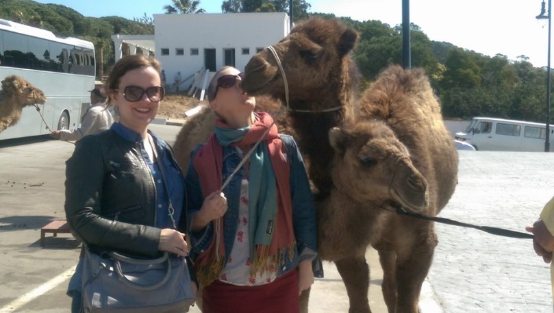 with-lindsey-and-camel